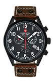 SWISS ALPINE MILITARY Quarz Leader Chrono