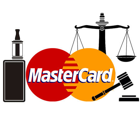 Master Card Begins to Turn its Back on Vapers