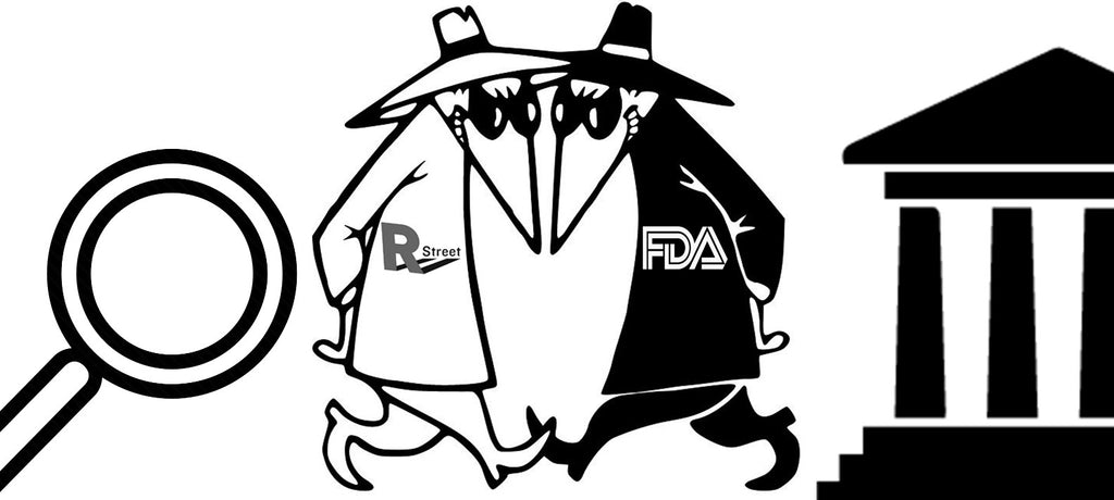 DC based policy research organization challenges FDA regulations