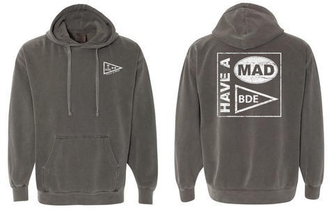 BDE and MAD Collaboration Hoodie