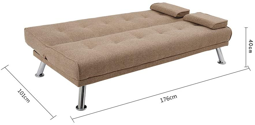 Wellgarden 3 Seater Sofa Bed