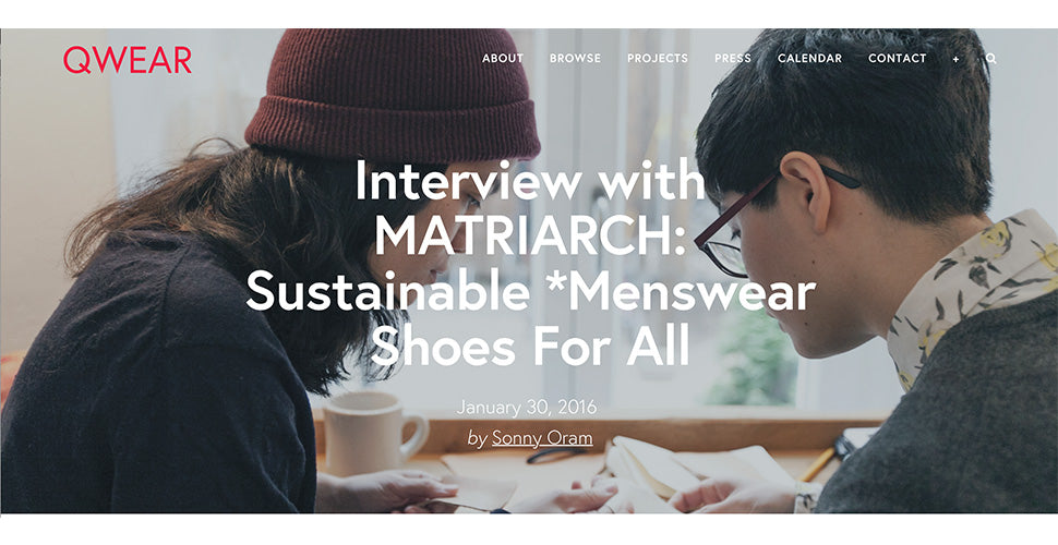 Matriarch Qwear Feature