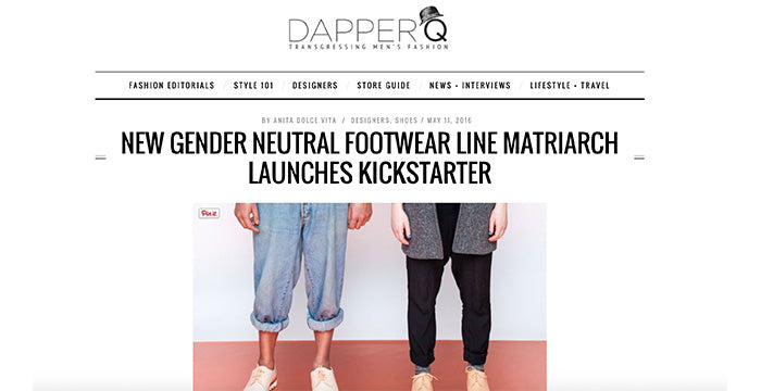 Matriarch on dapperQ