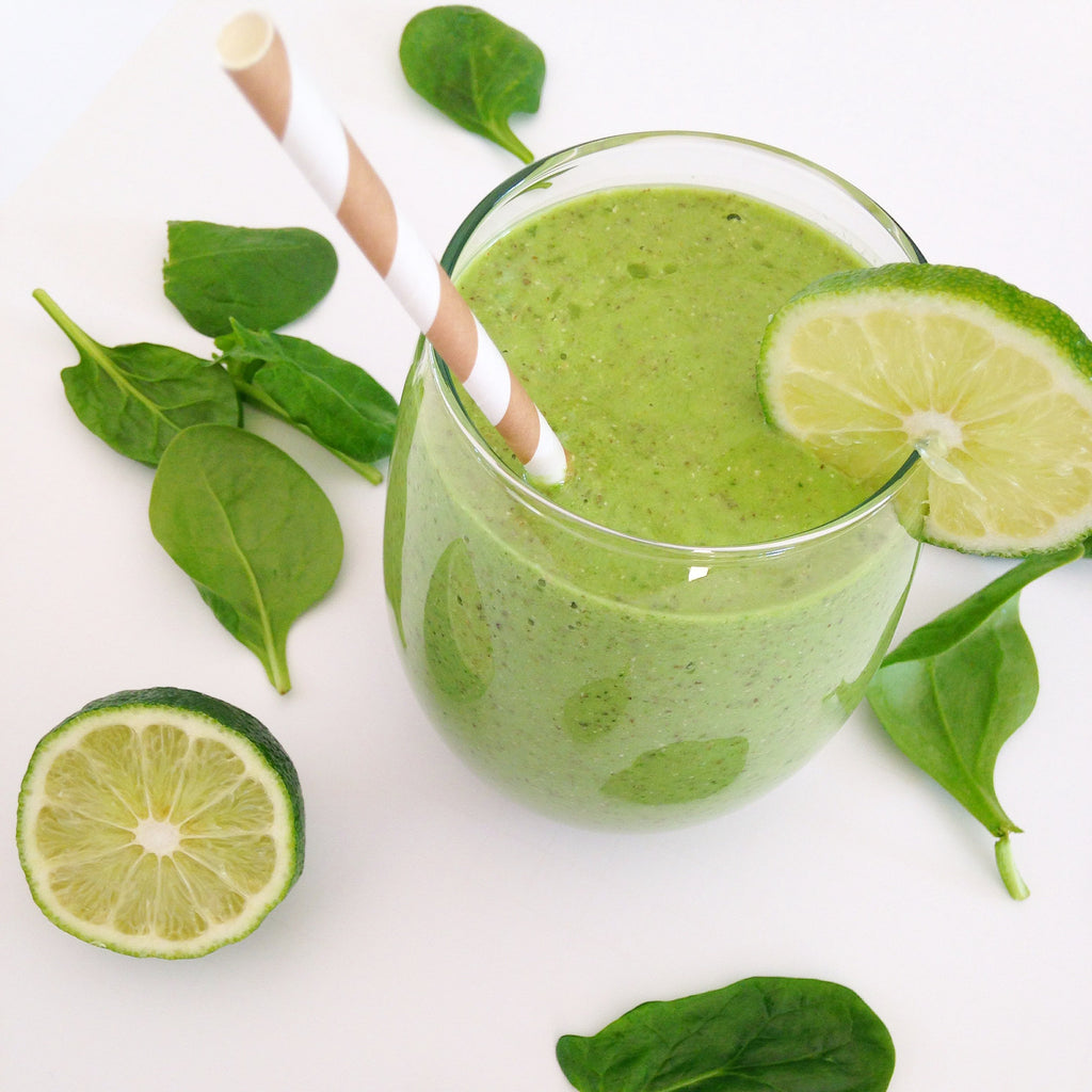 Fat Fueled Recipe: Refreshing Green Smoothie