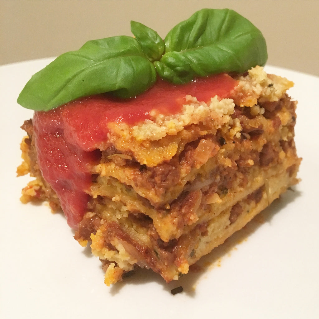 Fat Fueled Recipe: Grain Free Dairy Free Lasagna