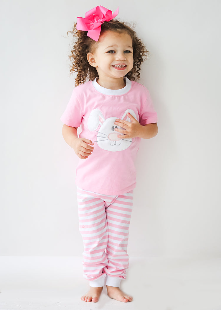 Personalized Easter Bunny Pajama