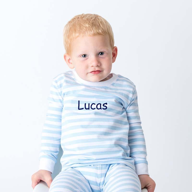 Personalized Boy's Easter Pajama