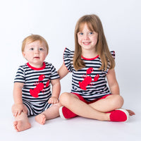 Wholesale Applique Lobster Matching Sets