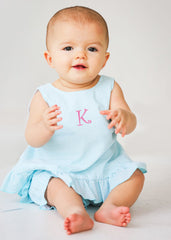 Personalized girls spring outfit