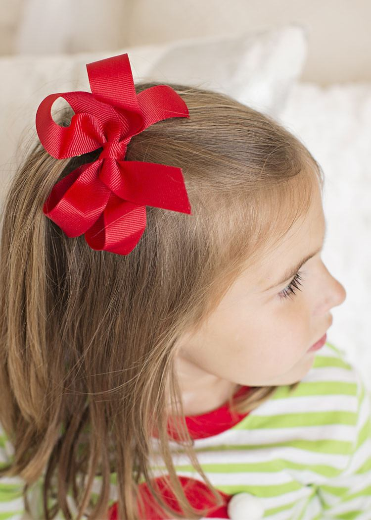 Hairbow Bright Colors - Medium