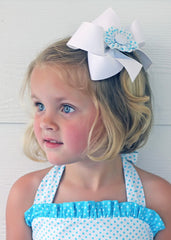 Hairbow Pastel Colors - Large