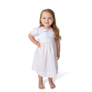 GIrl's Hand Embroidered Dress