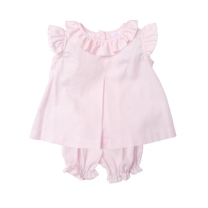 Baby Girl Bloomer Set