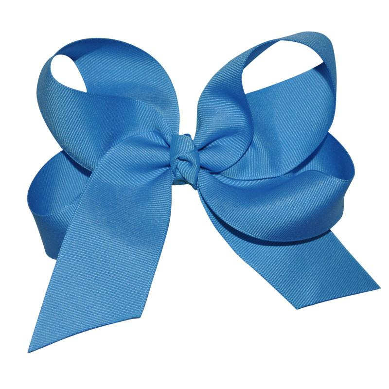 Turquoise Large Hairbow Boutique Style