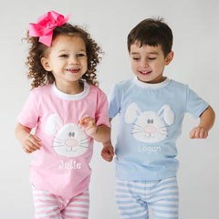 Personalized Sibling Easter Outfit