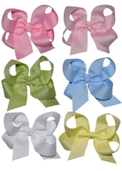 Boutique Hairbow Large - Many Colors