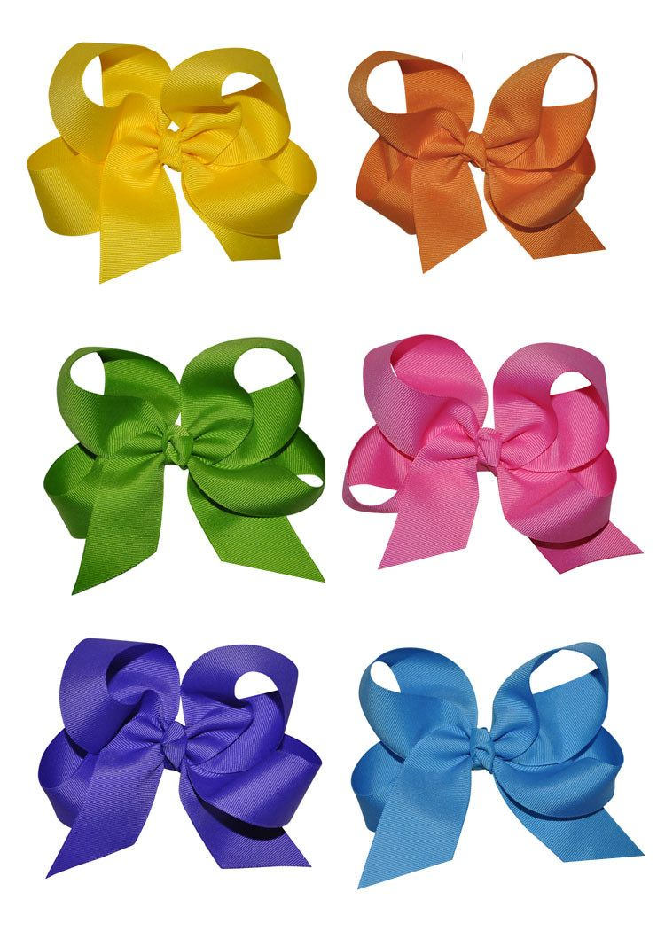Boutique Style Large Hairbow