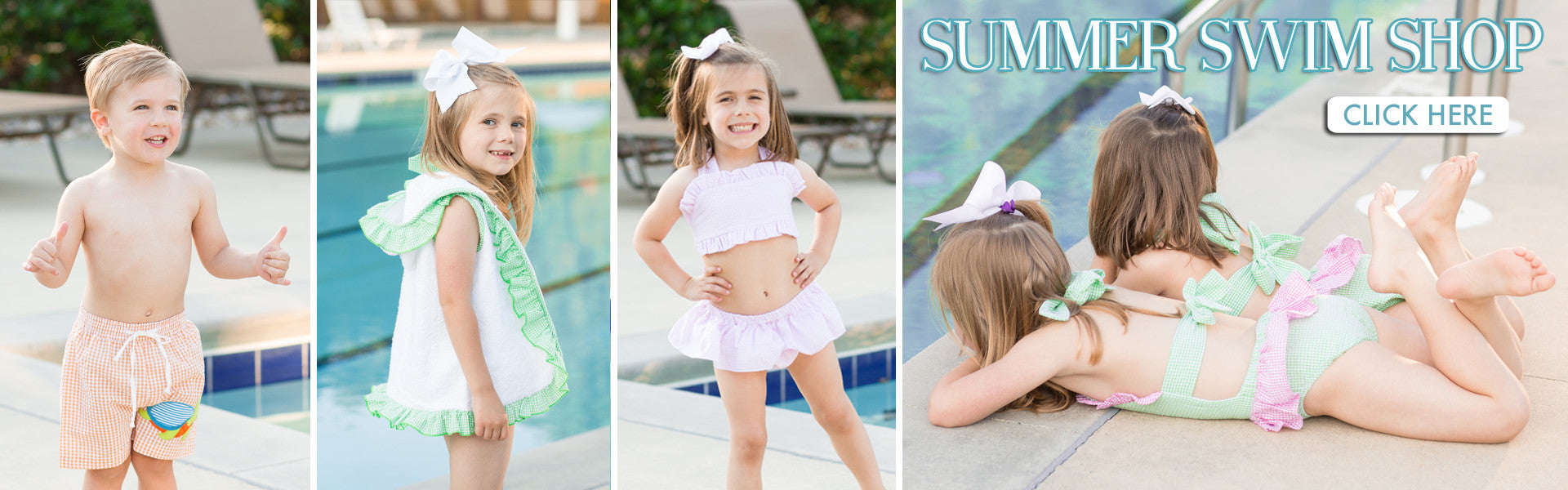 This and That for Kids Children's Swimwear