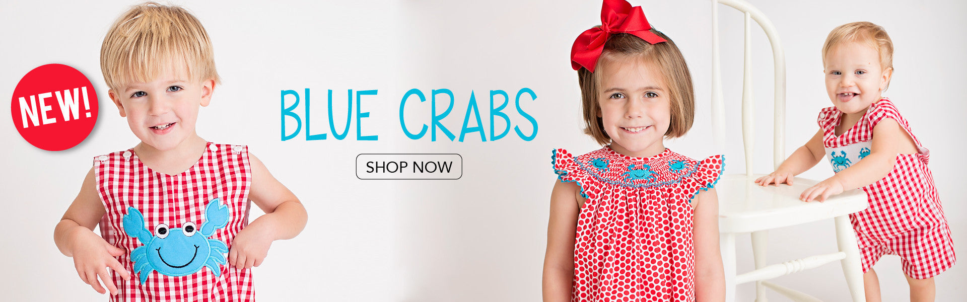 This and That for Kids Crab Summer Collection