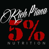 Rich Piana 5% Nutrition Range at Supplement Needs