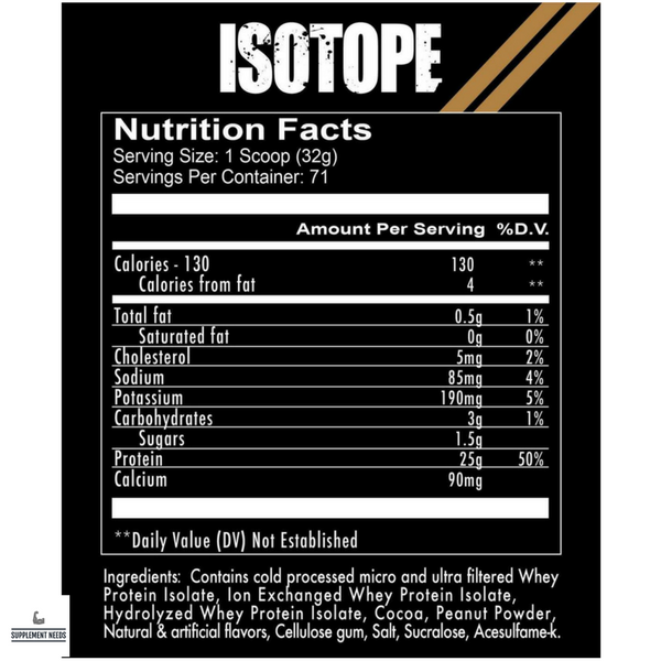 Redcon1 Isotope Protein - 2272g
