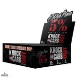 Rich Piana 5% Nutrition Knock The Carb Out Bars - 10 Pack