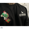 Supplement Needs Jacked In a Box Xmas Jumper - Black