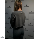 Supplement Needs Female Cropped Jumper