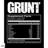Redcon1 Grunt - 855g - 90 Servings