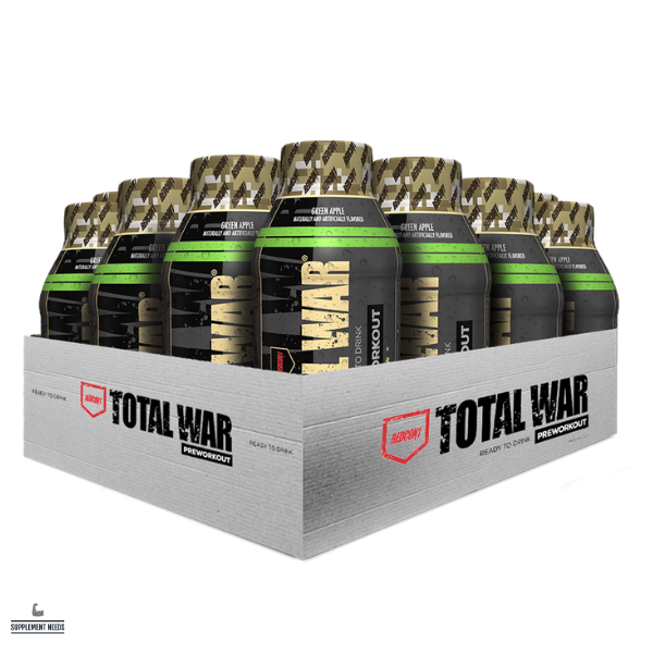 Redcon1 Total War RTD - 12 Bottles