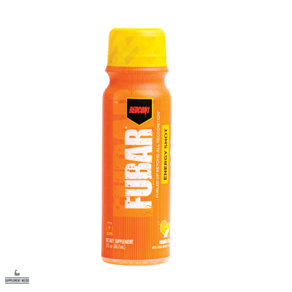 Redcon1 FUBAR Energy Shot - 88.7ml