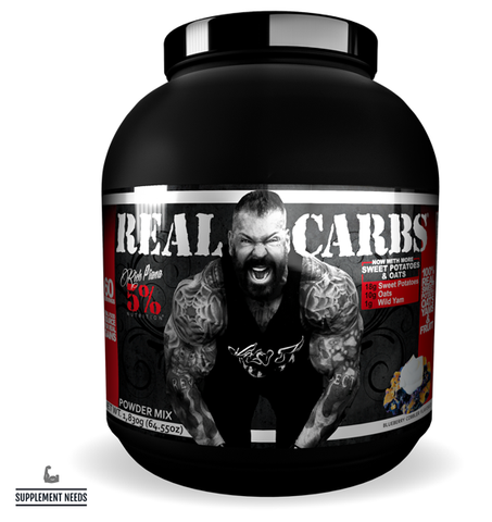 Rich Piana 5% Nutrition Real Carb *SHORT DATE 08/2020*