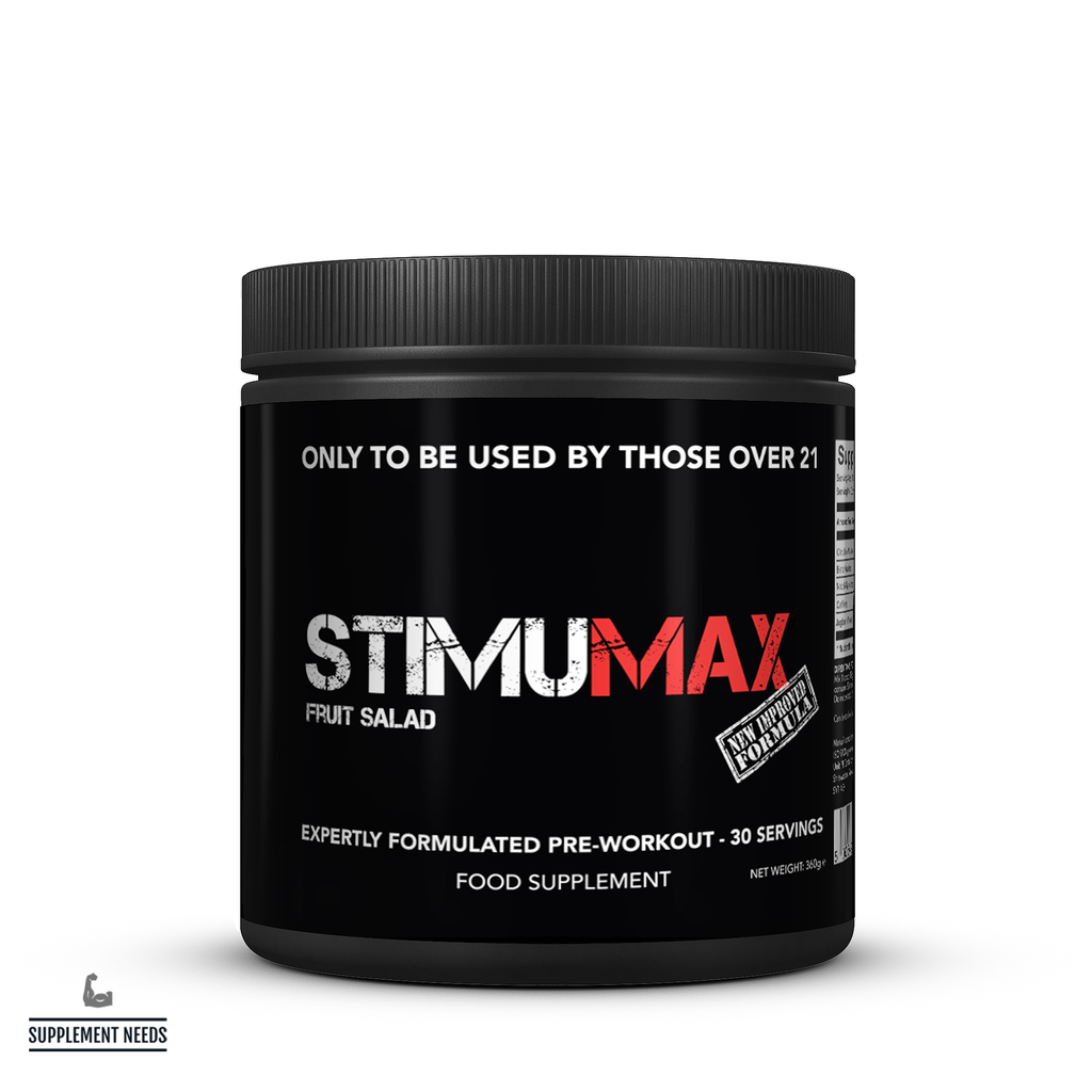 Strom Sports StimuMax - 30 Servings