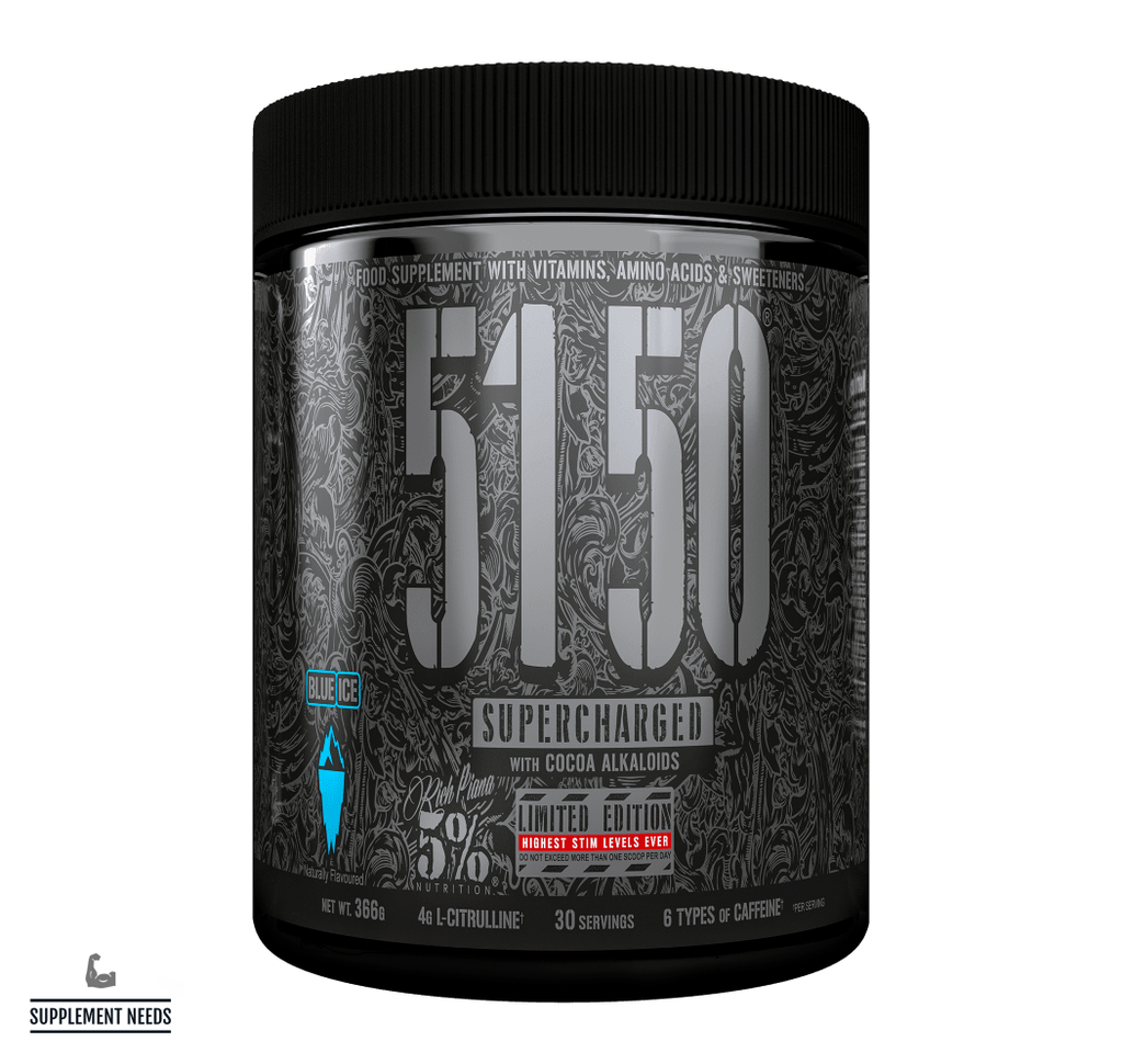 Rich Piana 5% Nutrition 5150 Supercharged - 366g