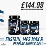 Trained By JP Nutrition PrePare, MPS Max and Sustain Stack