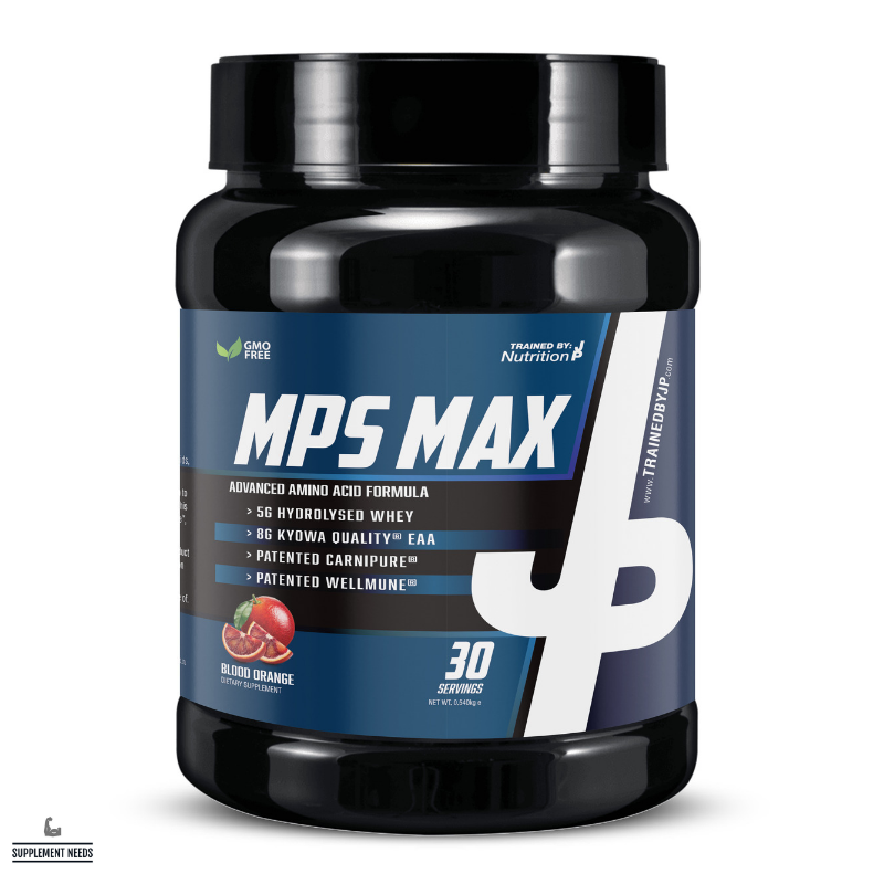 Trained By JP Nutrition MPS Max - 30 Servings
