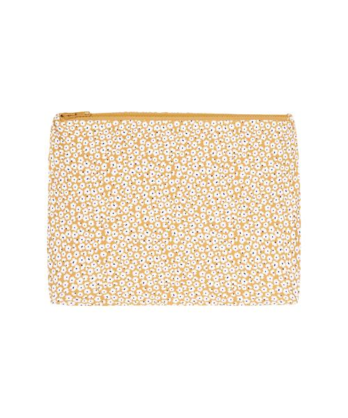 Swim Clutch | Monet Caramel
