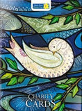 Almanac Charity Christmas Cards - Dove of Peace (6320) Box Of 12 Cards - Sold...