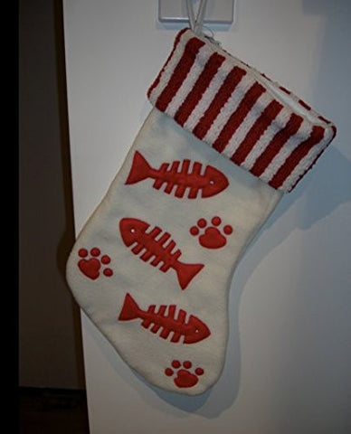 LUXURY Cat Christmas Stocking for Cat Lovers and their Cats this xmas