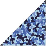 ARCTIC Camouflage dog bandana fun neckerchief neck scarf SNOW Patrol (bd026)