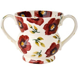 Emma Bridgewater - Christmas Rose - Two Handled Vase