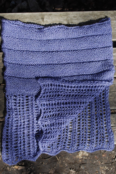 Middlebrook Cowl Knitting Pattern (PDF) by Phibersmith Designs