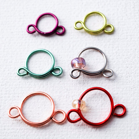 Removable Stitch Markers - by Juniper & Ginger