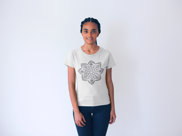 Kaleidoscope Knits T-shirt for knitters