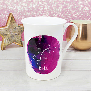 Personalised Star Sign Mug