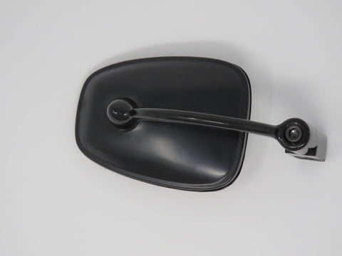 Universal Black Sidecar Rear View Mirror