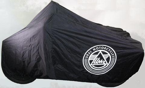 Ural Black Bike Cover