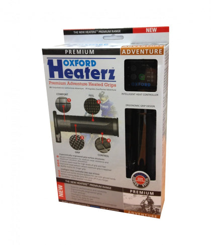 Heaterz - Premium Adventure Heated Handlebar Grips
