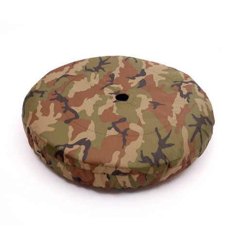 Ural Spare Wheel Cover - Forest Camo
