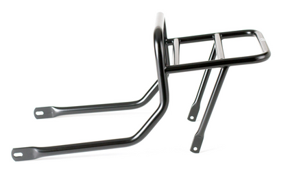 Ural Luggage Rack for Behind Rear Seat- Black